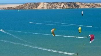 Kitesurf y windsurf