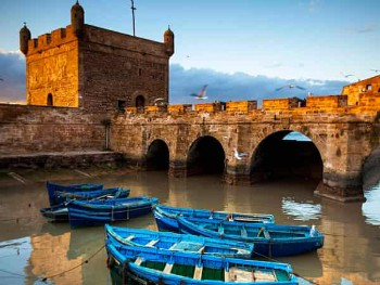 Essaouira: Tour in the city