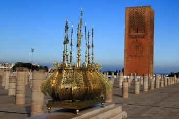 La tour de Hassan
