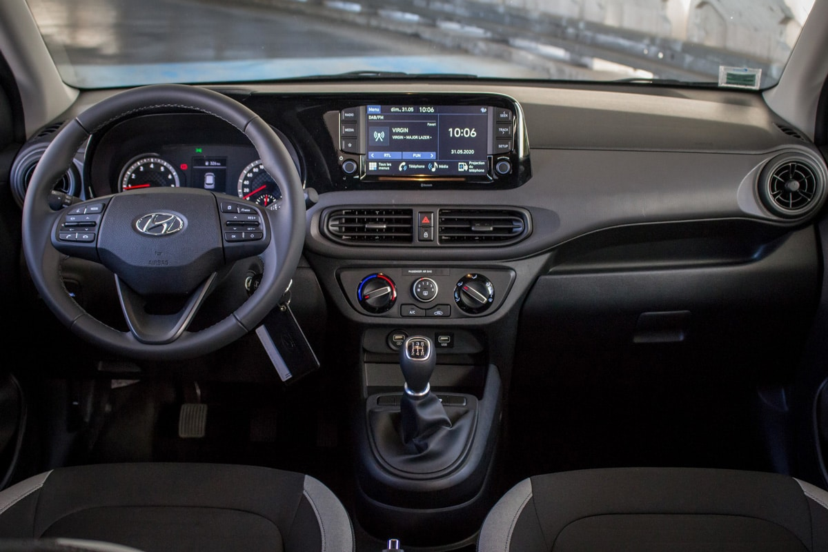 Hyundai i10 ou similaire thumnail