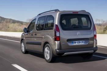 Citroen berlingo or similar