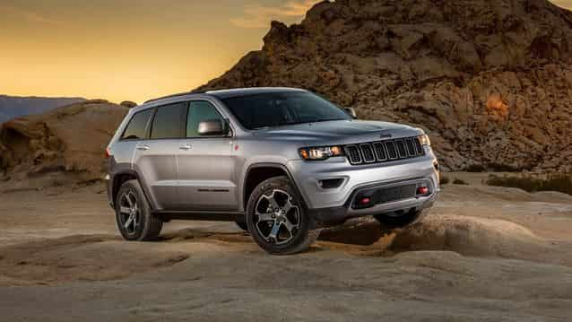 Jeep Grand Cherokee details